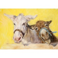 Hee Haw - Limited Edition print PA09