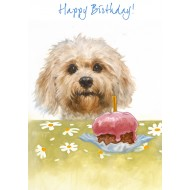 ' Happy Birthday Card - CS080