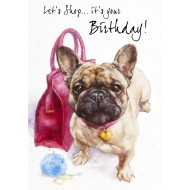 Let's Shop...it's your Birthday' - CS042