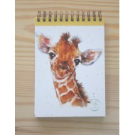 Cutesy A6 Notebook - NB6003