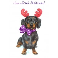 'Have a Doxie Christmas!' - XMS016